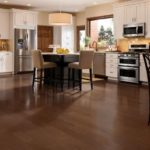 Armstrong Hardwood Maple - Foliage Brown