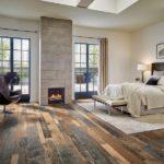Armstrong Woodland Relics Hardwood Mixed Species - Industrial Tones