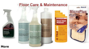Floor Care | Maintenance Products
