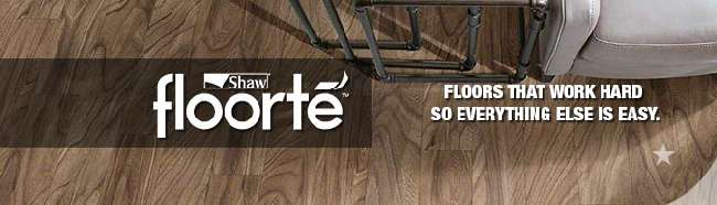 Floorte Luxury Vinyl Plank