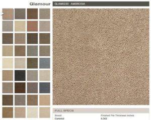 Camelot Carpet Glamour