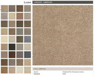 Camelot Carpet Luxe