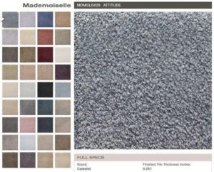 Camelot Carpet Mademoiselle