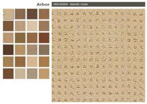 Royalty Carpet Arbor