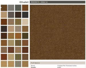 Royalty Carpet Chalet