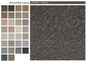 Royalty Carpet Chantilly Lace