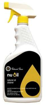 Hallmark NuOil Natural Cleaner