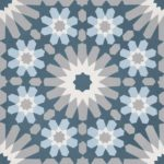 CEMENT TILE MODERN DECOR 18 GREY BLUE GREEN OFF WHITE - CIMI73