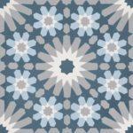 CEMENT TILE MODERN DECOR 18 GREY BLUE GREEN OFF WHITE - CIMI73