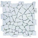 Mini Opus Reconstituted White Stone - PIBL16