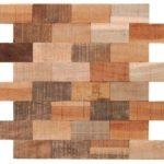 Natural Wood Brick 13x14.4 - BOMA01