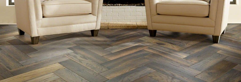Anderson Tuftex Hardwood Old World Herringbone