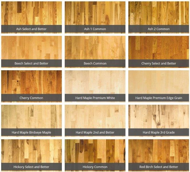 WD Hardwood Classic Unfinished
