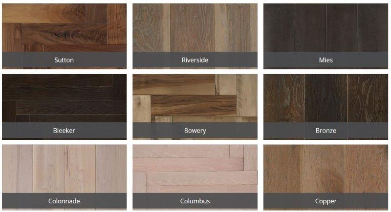 WD Hardwood Empire