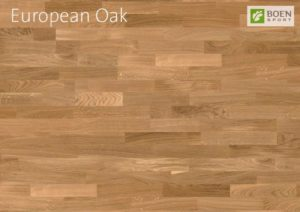 Boen Hardwood oak
