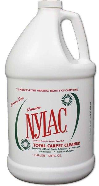 Nylac Carpet Cleaner - Gallon