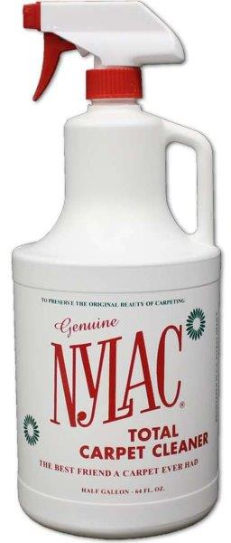 Nylac Carpet Cleaner - Half-Gallon Sprayer