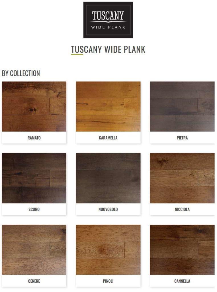 Tuscany Wide Plank