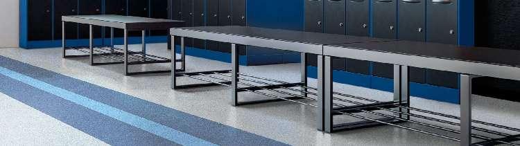 Armstrong Slip Retardant Flooring