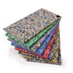 U.S. Rubber Flooring ColorBlast