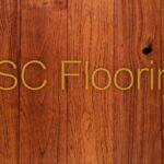 USC Hardwood Solid Tropical Teak Natural - Hand-Scraped