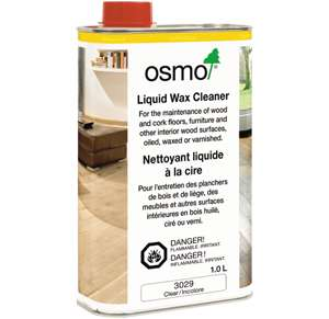 OSMO Intensive cleaning and surface refreshing