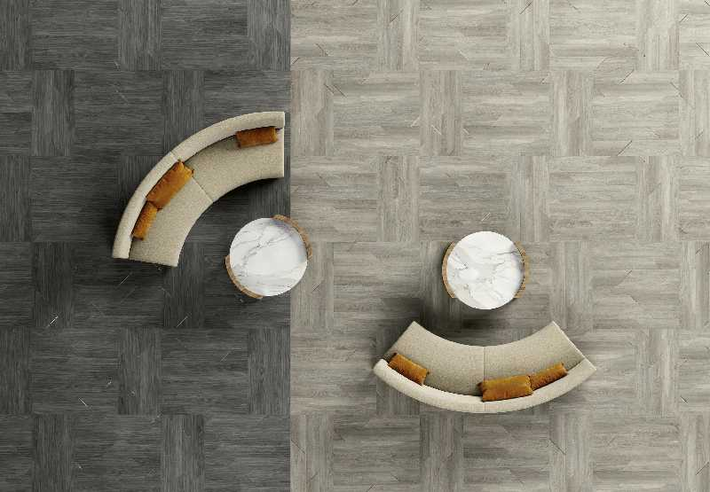"""Patcraft Plank   Sheet Resilient Flooring Inset 18"""" x 36"""" 20.00 Mil"""