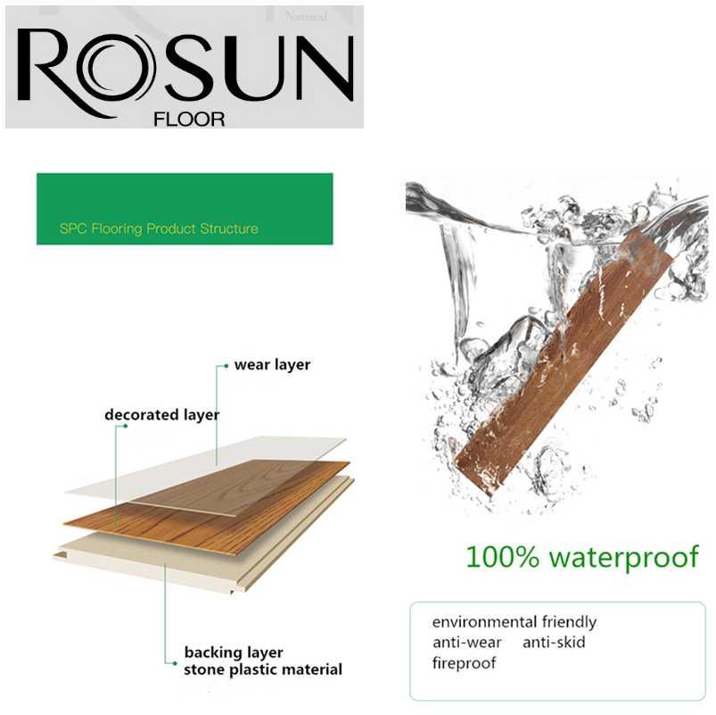 Rosun SPC Flooring