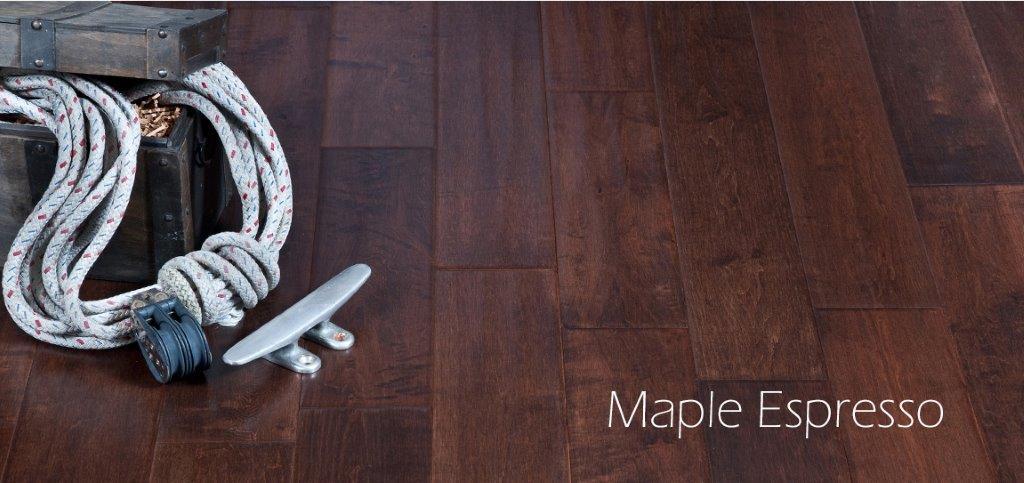 Maple Espresso